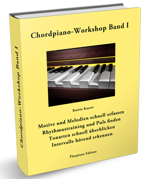 Chordpiano-Workshop Inhalt Band I