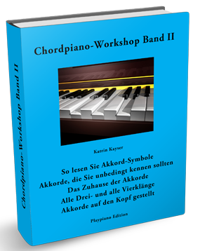 Chordpiano-Workshop Inhalt Band II