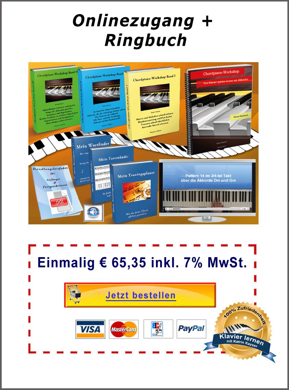Chordpiano-Workshop mit extra Ringbuch beim Verlag  bestellen - mehr Informationen
