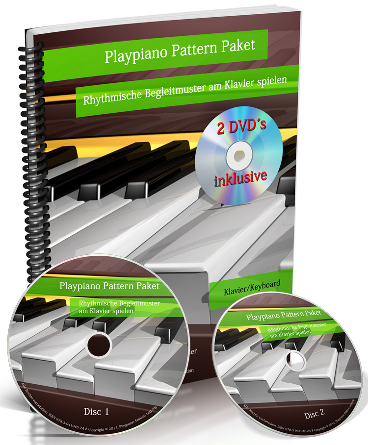 Playpiano-Pattern-Paket