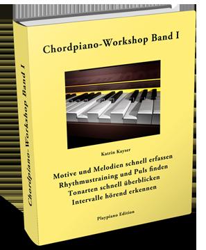 Chordpiano-Workshop Inhalt Band I